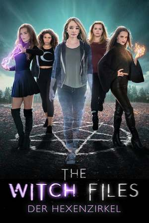 Poster: The Witch Files
