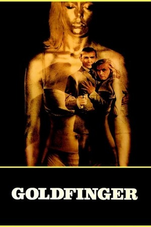 Poster: James Bond 007 - Goldfinger