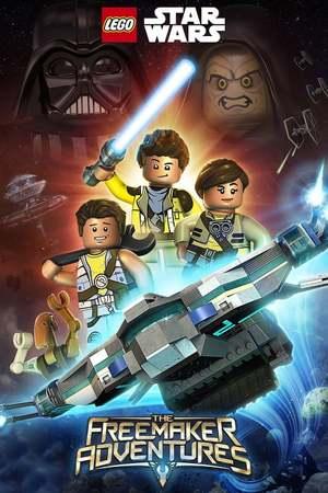 Poster: Lego Star Wars: Die Abenteuer der Freemaker