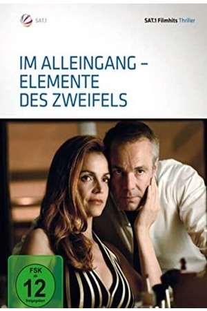 Poster: Im Alleingang - Elemente des Zweifels