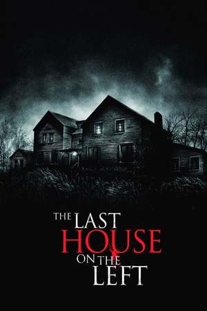 Poster: The Last House on the Left