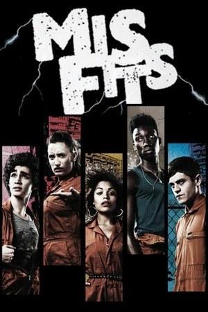 Poster: Misfits