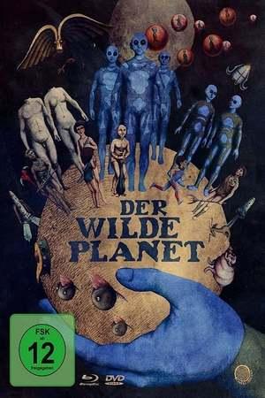 Poster: Der phantastische Planet