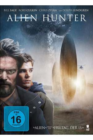 Poster: Alien Hunter