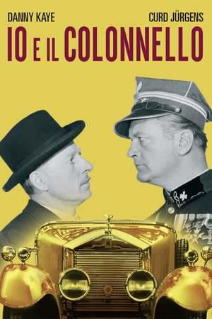 Poster: Jakobowsky und der Oberst
