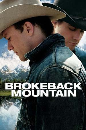 Poster: Brokeback Mountain
