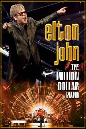 Poster: Elton John: The Million Dollar Piano