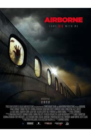 Poster: Airborne - Come Die With Me
