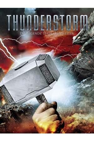 Poster: Thunderstorm - Die Legende Thor lebt weiter