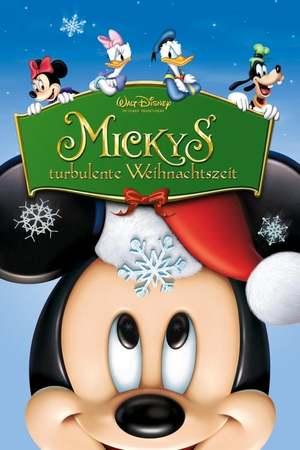 Poster: Mickys turbulente Weihnachtszeit