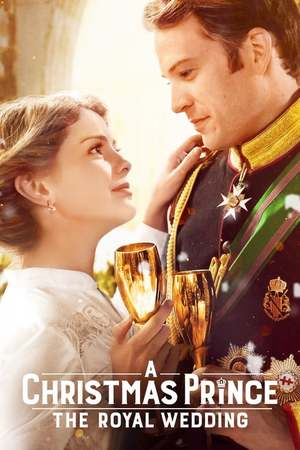Poster: A Christmas Prince: The Royal Wedding