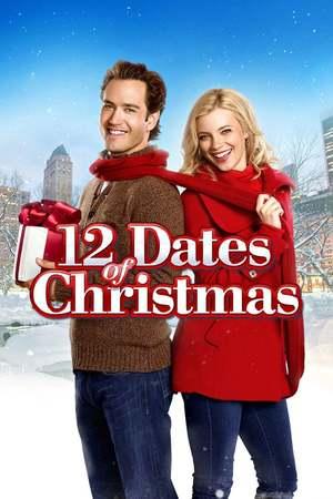 Poster: Die 12 Weihnachtsdates