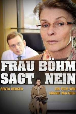 Poster: Frau Böhm sagt nein
