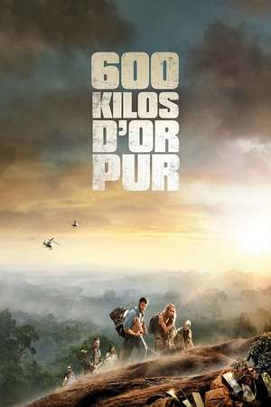 Poster: 600 Kilo pures Gold