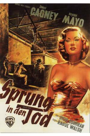 Poster: Sprung in den Tod