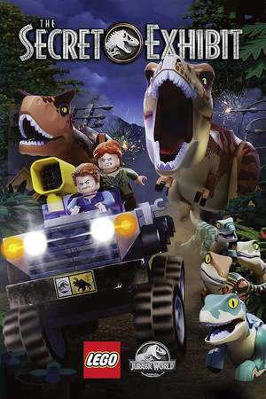 Poster: LEGO Jurassic World: Die neue Attraktion