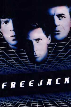 Poster: Freejack - Geisel der Zukunft