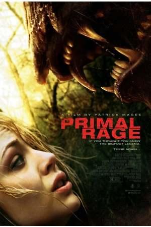 Poster: Primal Rage