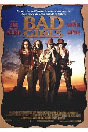 Poster: Bad Girls