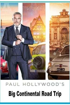 Poster: Auf 4 Rädern durch Europa mit Paul Hollywood