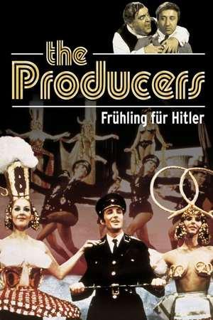 Poster: Frühling für Hitler