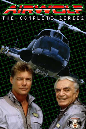 Poster: Airwolf