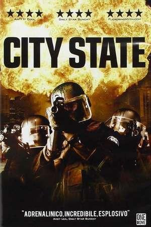 Poster: City State - Stadt der Gewalt