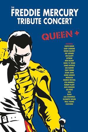 Poster: The Freddie Mercury Tribute Concert