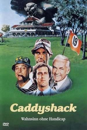Poster: Caddyshack - Terror auf dem Golfplatz