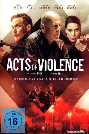 Poster: Acts of Violence