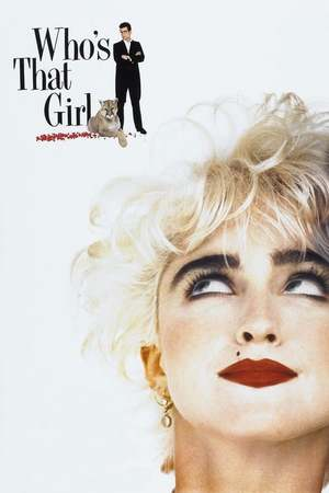 Poster: Who's That Girl