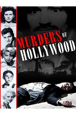 Poster: Murders of Hollywood