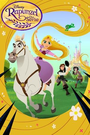 Poster: Rapunzel - Die Serie