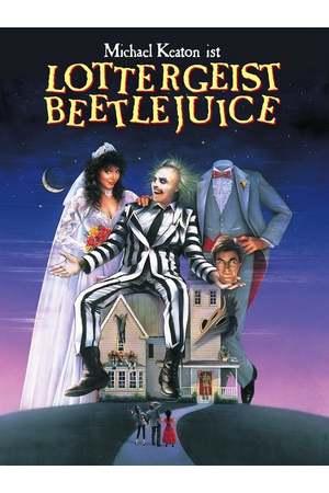 Poster: Beetlejuice