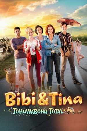 Poster: Bibi & Tina: Tohuwabohu total