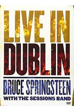 Poster: Bruce Springsteen - Live in Dublin