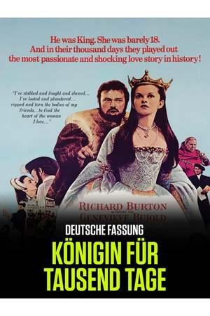 Poster: Königin für tausend Tage