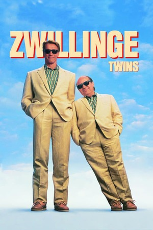 Poster: Twins - Zwillinge