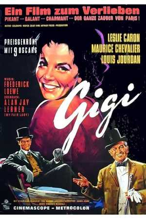 Poster: Gigi