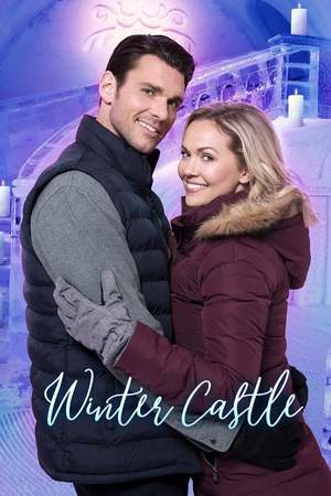 Poster: Winter Castle – Romanze im Eishotel