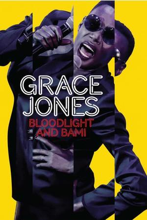 Poster: Grace Jones: Bloodlight and Bami - Das Leben einer Ikone