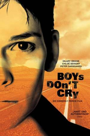Poster: Boys Don't Cry