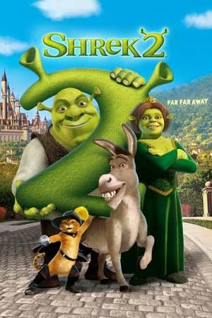Poster: Shrek 2 - Der tollkühne Held kehrt zurück