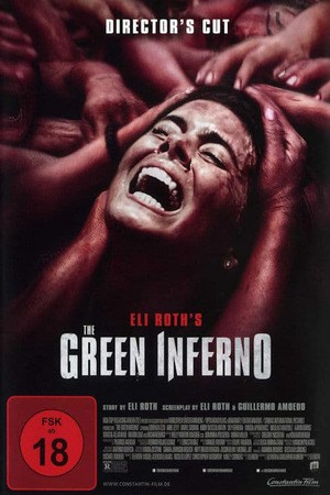Poster: The Green Inferno