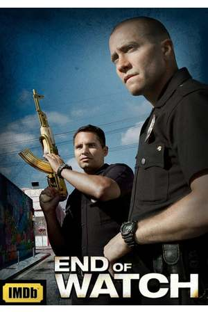 Poster: End of Watch