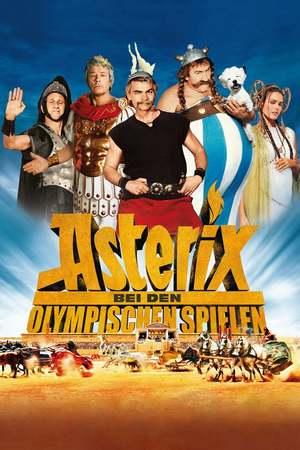 Poster: Asterix bei den Olympischen Spielen