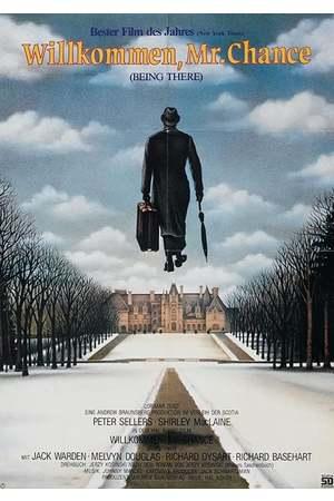 Poster: Willkommen, Mr. Chance