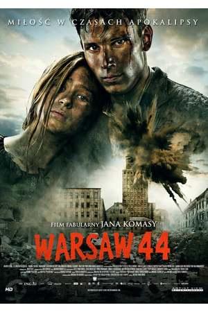 Poster: Warschau 44