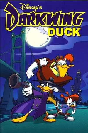 Poster: Darkwing Duck - Der Schrecken der Bösewichte