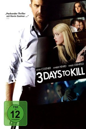 Poster: 3 Days to Kill